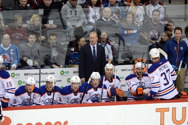 Edmonton Oilers Firing Ralph Krueger Was the Right Choice