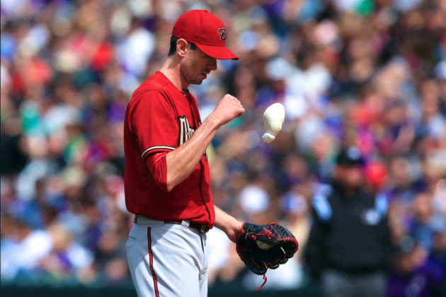 Diamondbacks' Brandon McCarthy Recovering from Seizure Caused by Head Injury