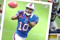 Bills WR Robert Woods Topps Rookie Card