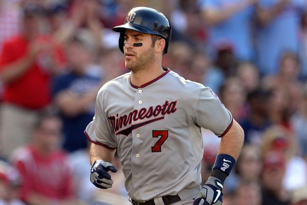 Joe Mauer and Josh Willingham out of Game 1 vs. Nats