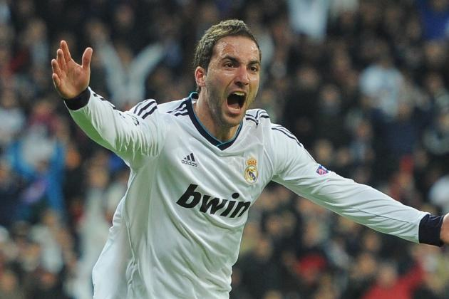 Juve Progress in Higuain Talks