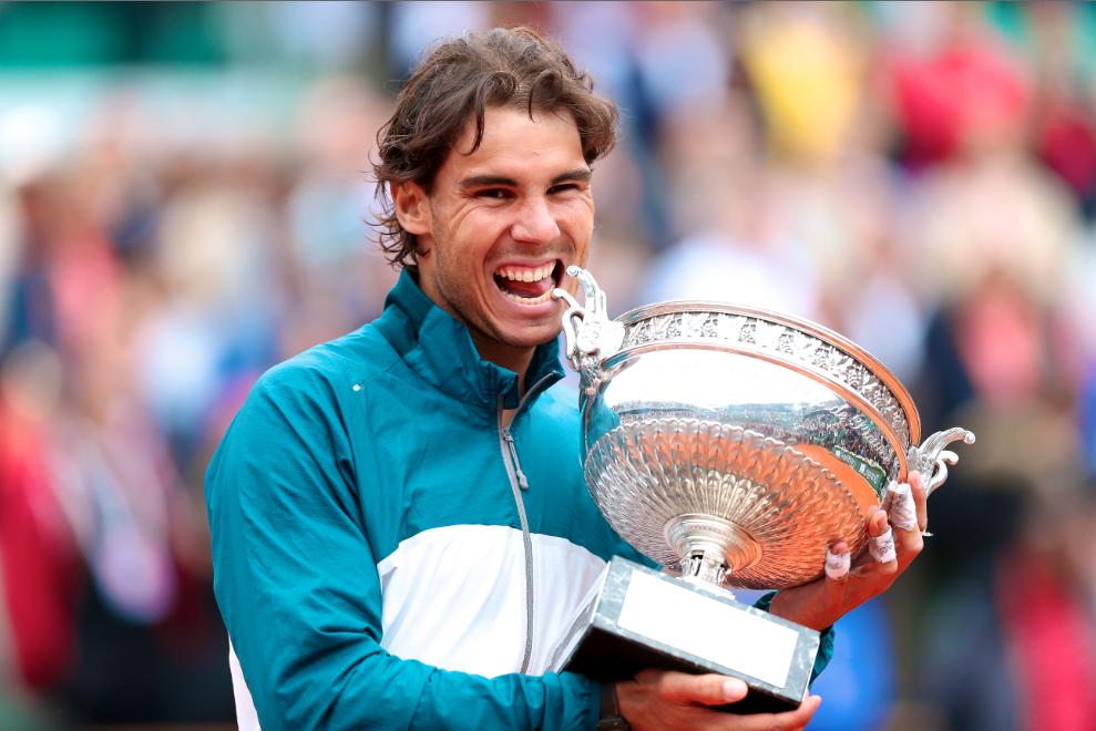 Roland Garros Winners