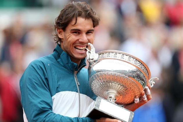 French Open 2013: Rafael Nadal Will Disappoint After Title Win at Roland Garros