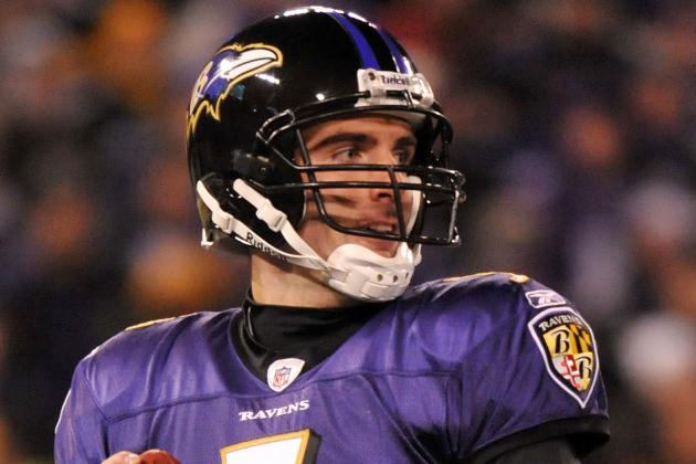 Steve Bisciotti to Joe Flacco: You're the Leader Now