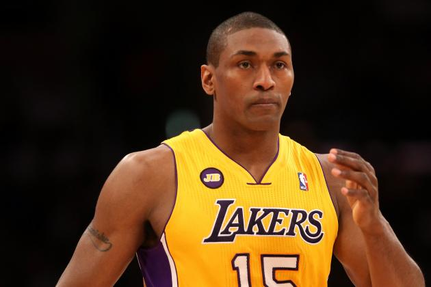 Metta World Peace Reveals 'All-Mental Toughness Team' of the Decade