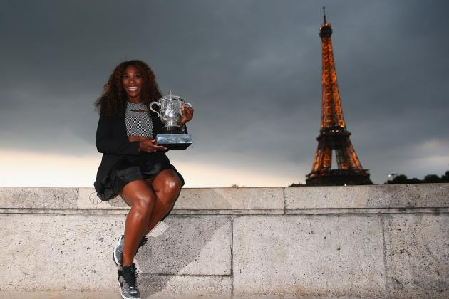 French Open 2013: Serena Williams Provides Life Lessons to Us All