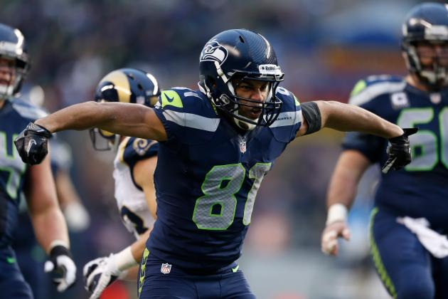 Golden Tate Ready to Pick Up Where He Left off with Seahawks