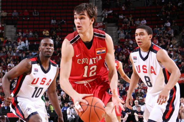How Dario Saric Withdrawing From 2013 NBA Draft Impacts the First Round