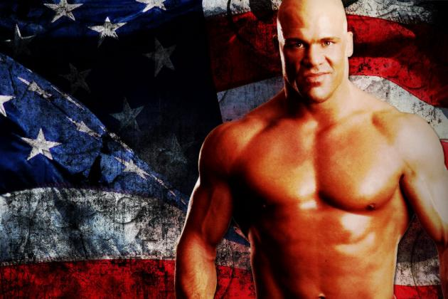 WWE: Kurt Angle Wants to Be Inducted into the WWE Hall of Fame