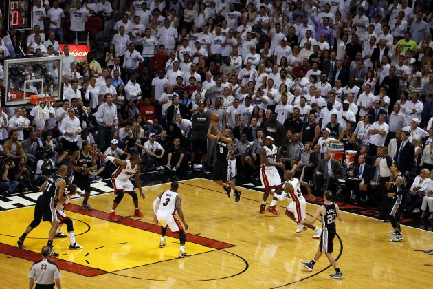 Spurs vs. Heat: Quarter-by-Quarter Predictions for Game 2