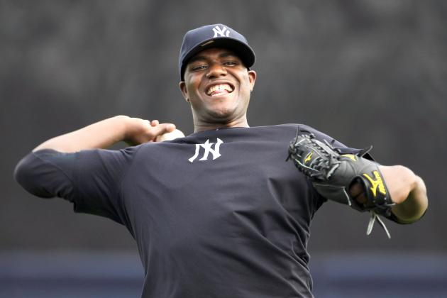 Michael Pineda Goes Four-Plus Innings in First Rehab Start