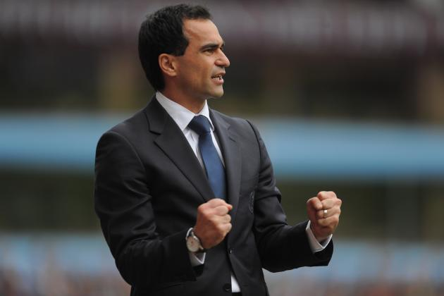 Predicting Roberto Martinez's First Everton Starting XI