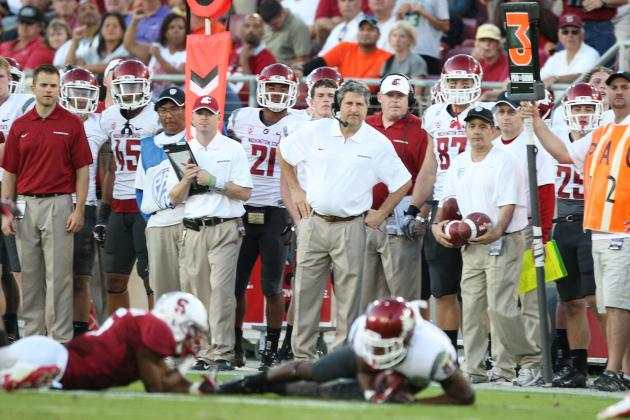 Can Mike Leach Get the Athletes He Needs for the Air Raid at Washington State?