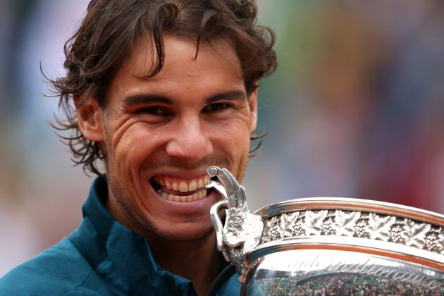 French Open 2013: Rafael Nadal's History-Making Win Just the Start of Epic Run