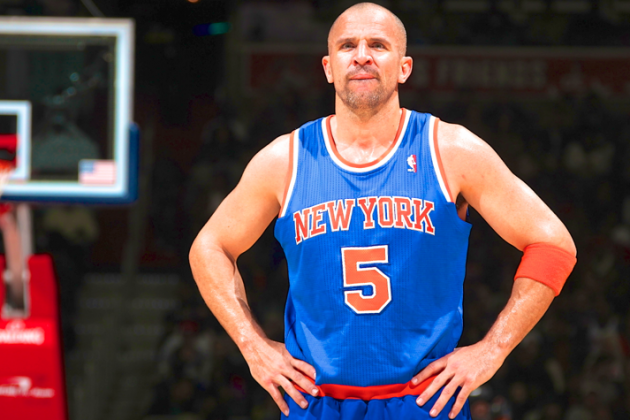 Jason Kidd Reportedly Pursuing Head Coaching Position with Brooklyn Nets
