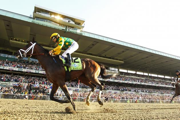 Belmont Stakes 2013 Results: Palace Malice Caps off Unpredictable Racing Season