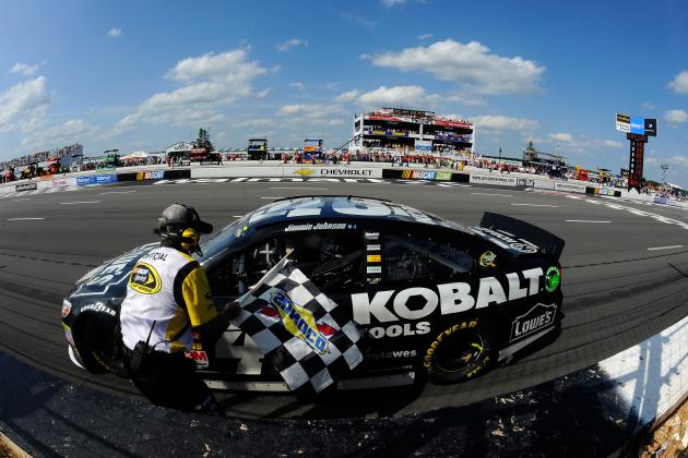 NASCAR Pocono 400: Jimmie Johnson Storming Towards the Chase with a Vengeance