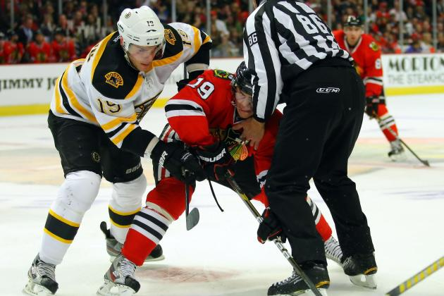 Stanley Cup Finals 2013: Position Battles That Will Decide Championship Series