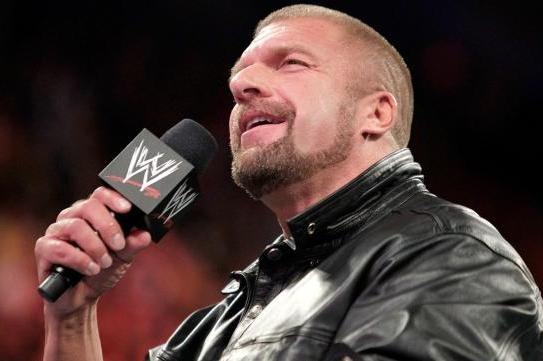 Triple H Does Not Need the Focus in WWE