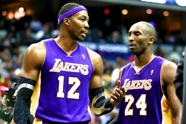 Will Lakers Being Kobe Bryant's Team Force Dwight Howard out of LA?