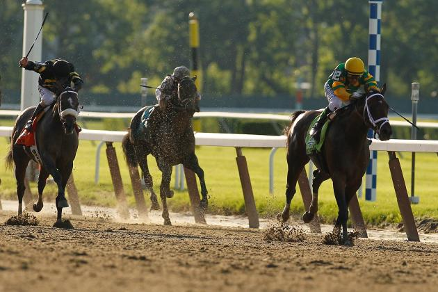 Belmont Stakes 2013: Palace Malice and Top Finishers