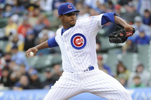 Jackson Focuses on 'fun,' Pitches Cubs Past Pirates
