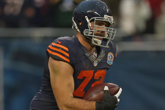 Bears Trade OT Carimi to Bucs for Pick