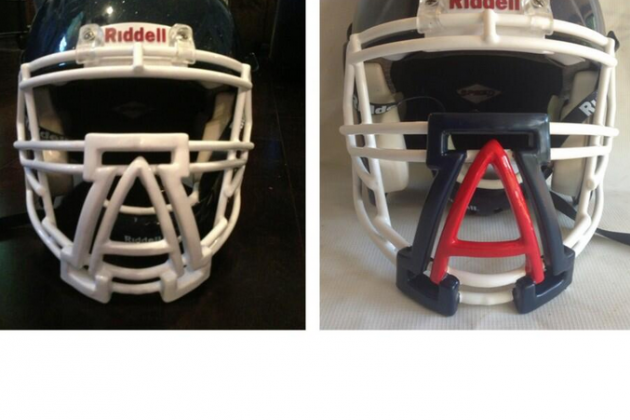 "Photo: Arizona's Football Helmets Are Going to Include an Awesome ""A"" Logo"