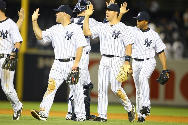 New York Yankees Will Be Scary When September Baseball Rolls Around