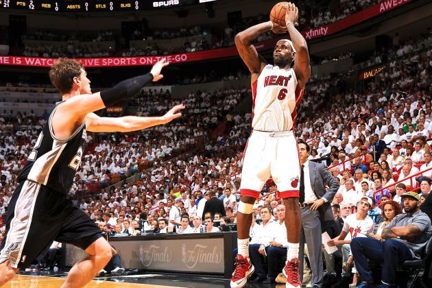Spurs vs. Heat NBA Finals Game 2: Live Score, Highlights and Analysis