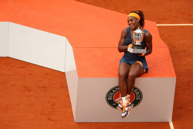 French Open Tennis 2013 Finals: Serena Williams' Win Is Legendary Achievement