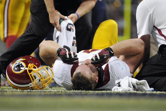 Washington Redskins Adam Carriker Talks About the NFC East, Rehab and Tim Tebow
