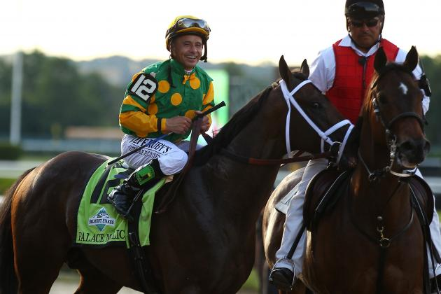 Belmont Stakes 2013 Results: How Every Horse Finished