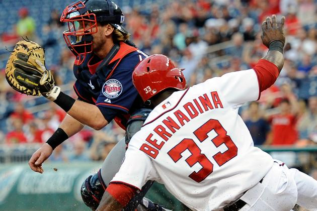 Nats Complete Doubleheader Sweep of Twins