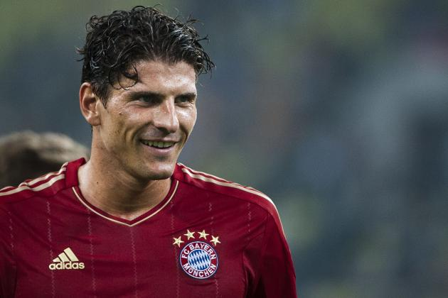 Tottenham Transfers: How Hard Should Tottenham Push for Mario Gomez?