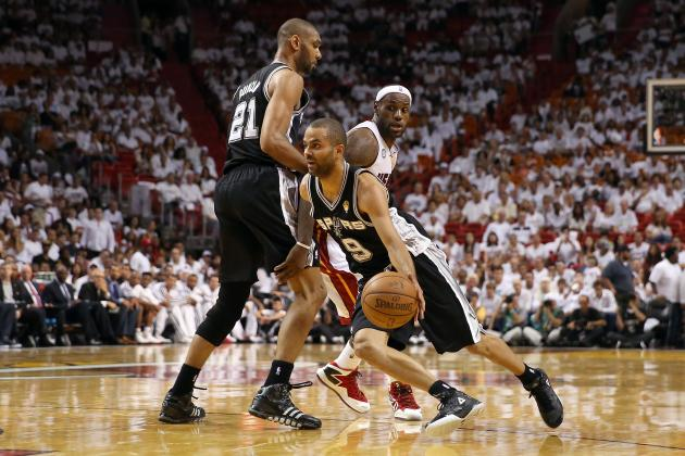 How Miami Heat Can Stop Tony Parker's Pick-and-Roll Assault