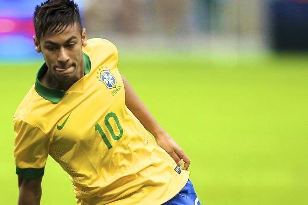 Analyzing Neymar's Contribution for Brazil vs. France