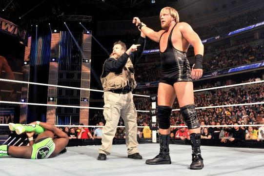 Jack Swagger's WWE Career Is at a Dead End