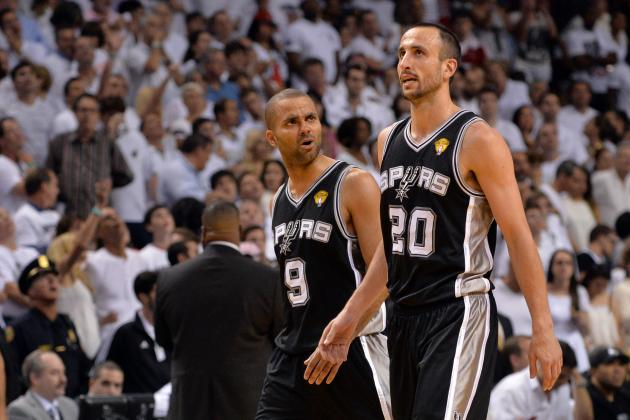 Game 2 NBA Finals 2013: San Antonio Spurs Must Limit Turnovers to Win Series