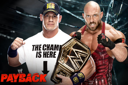 WWE Payback: Three Stages of Hell Requires Enough Time to Hurt the Undercard