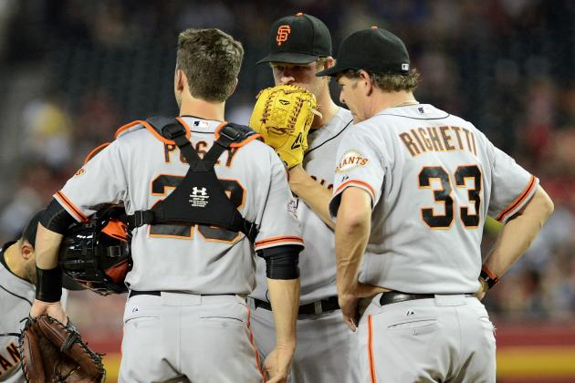 State of the San Francisco Giants,  June 9 Edition: Crawford and Cain