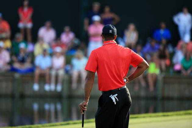 US Open 2013: Can Anyone Other than Tiger Woods Beat Tiger Woods at Merion?