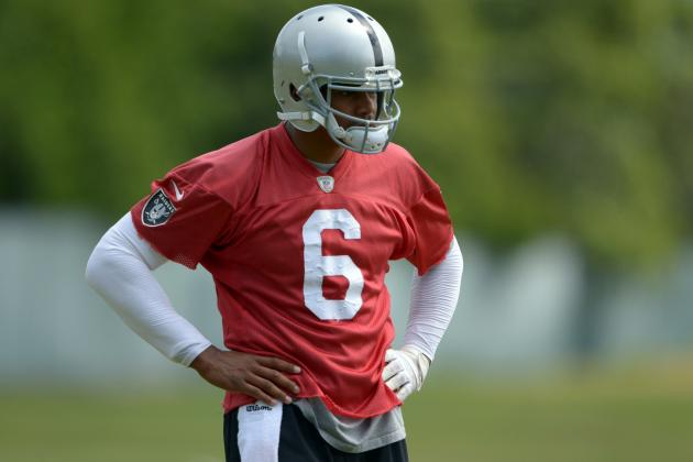 Will Terrelle Pryor Ever Get His Chance to Shine in the NFL?