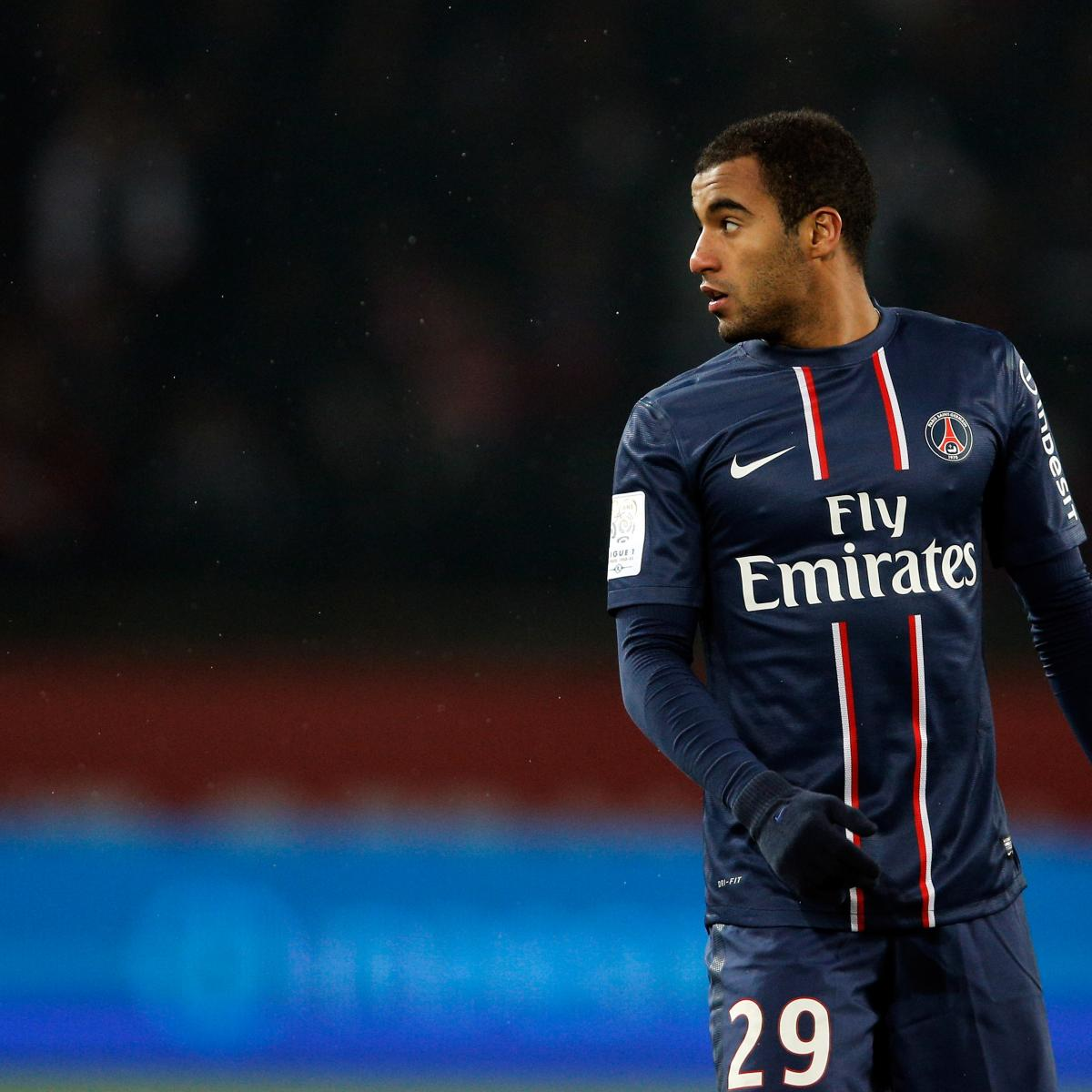 Paris Saint Germain S Lucas Moura Arrives For Tottenham: What If Manchester United Had Signed Lucas Moura, Eden