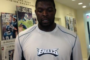Geathers Trying to Make Name for Himself