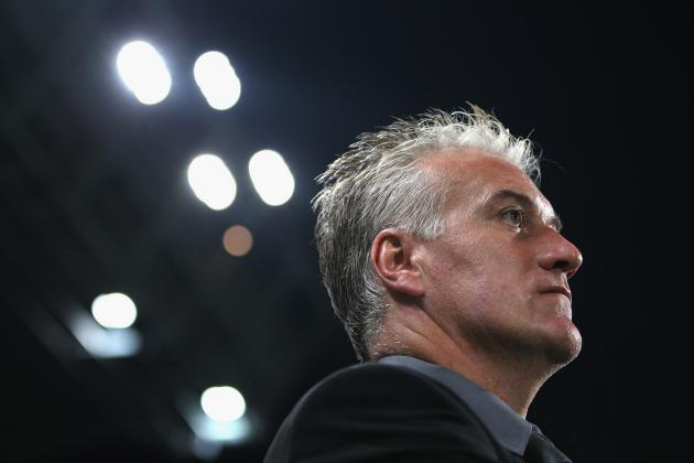 Where to now for Didier Deschamps and France after Brazil defeat?