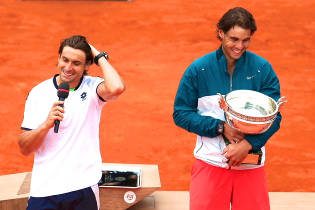 Rafael Nadal Falls Behind David Ferrer in Rankings Despite Winning French Open