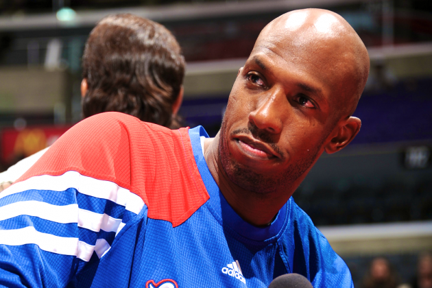 Chauncey Billups Would Be Open to Playing for Miami Heat in 2013-14 Season
