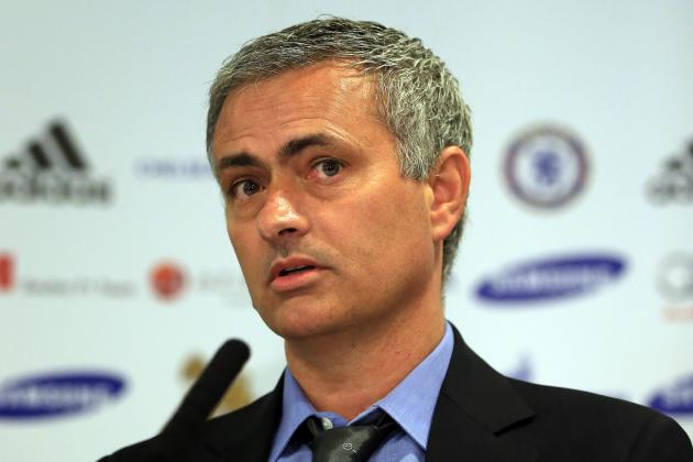 Jose Mourinho's Chelsea Unveiling: 'I'm the Happy One'