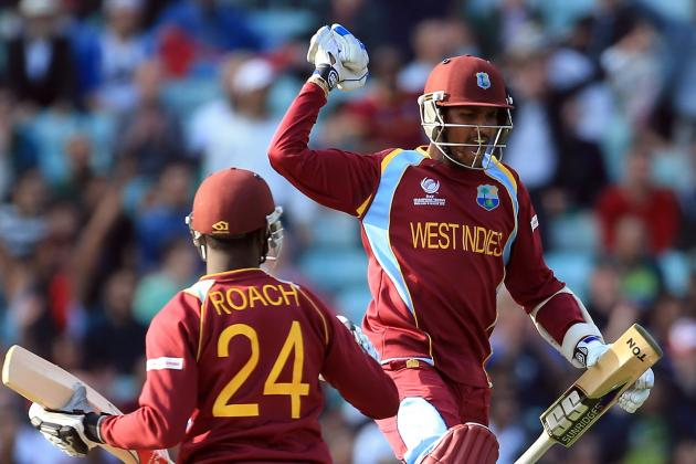 Ramdin Suspended for Two ODIs